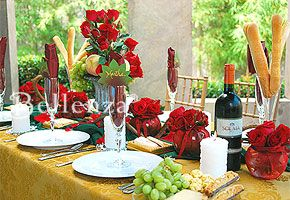 Tuscan Flare Decor