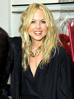 Rachel Zoe - sometimes she can be annoying, sometimes funny. But I have to say she is amazingly talented.