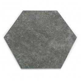 Hexatile Cement Black