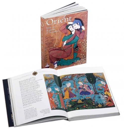 Livre d'art Orient Mille ans de poésie et de peinture - Diane de Selliers, éditeur de livres d'art, achat en ligne