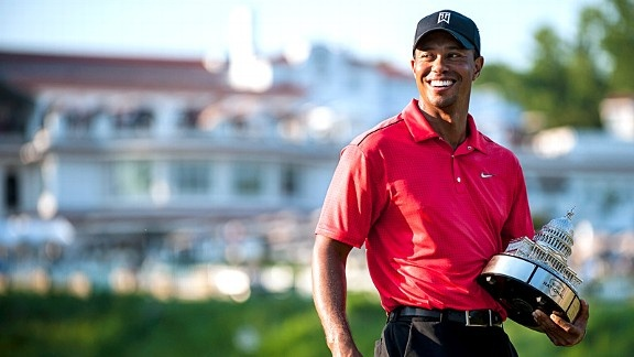 Tiger WoodsTiger Woods, Tigers Wood