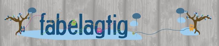 Velkommen til Fabelagtig, en blog om bøger til børn og unge.