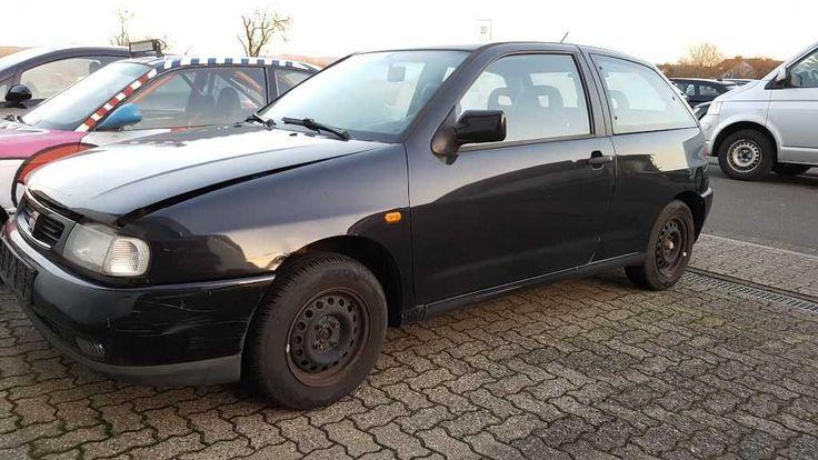 SEAT Ibiza 1.4 TÜV 06/19 wenig Km günstig!