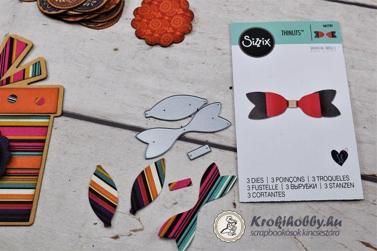 Lassan vége a nyárnak és beköszönt az ősz. De az ősz csodás színeivel, gyönyörű ajándékkísérő kártyákat, üdvözlőlapokat készíthetünk. Tartsatok velünk! http://www.krokihobby.hu/sizzix-papirvarazslatblog/15372-ajandek-udvozlolap-661844