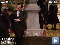 Bernie (2011) Jack Black ~ True story of a Texas mortician who befriends a grumpy rich old lady.