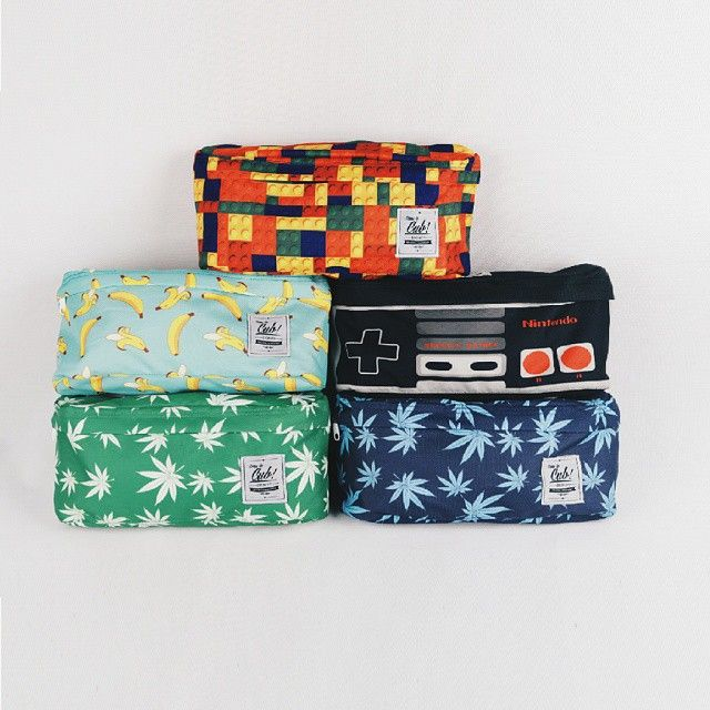 Our waist bag collection (Lego Brick, Banana, Nintendo, Marijuana Green, Marijuana Navy), IDR: 200,000, Order: +62-87722077877, Line: sfkgoods, BBM: 7DA65779, Email: cub.bags@gmail.com, Base from Bandung, #cubdignity #cub #wanderlust #weed #marijuana #nintendo #lego #brick #banana #backpack #waistbag #hipbag #hippack #bag #slingbag #sling #tas