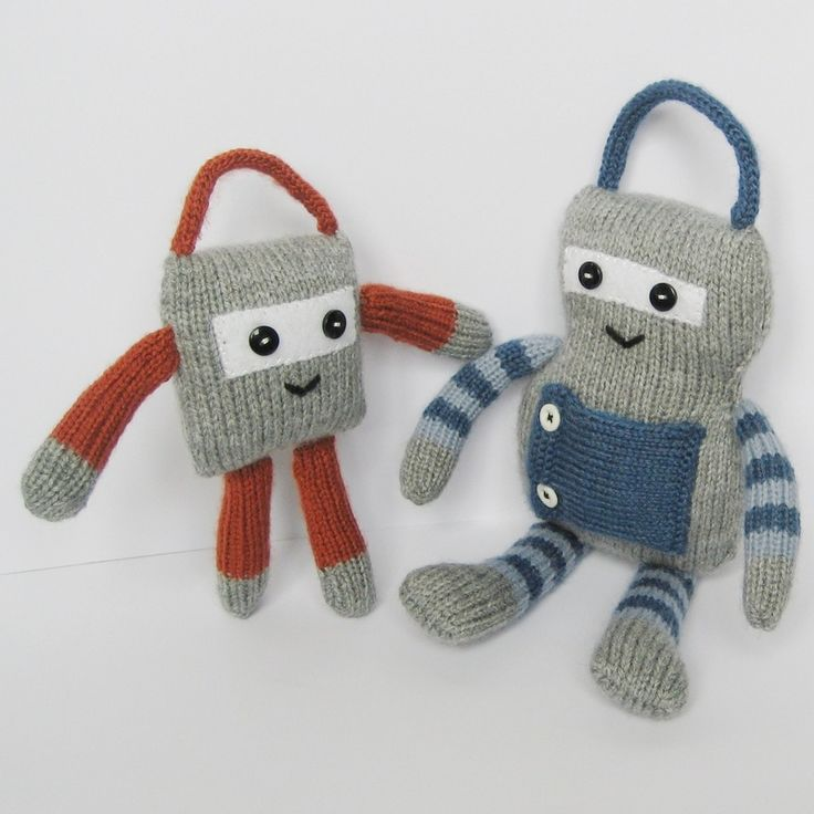 17 Best images about Robots on Pinterest Toys, Big ben and Ravelry