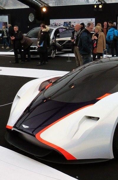 Aston Martin DP 100