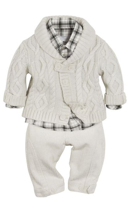 My Conner would look soooo handsome in this! With his blonde hair and his blue eyes! He's so handsome.
