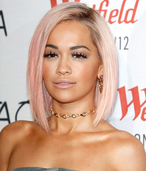 Rita Ora's Got a Crazy New Hair Color