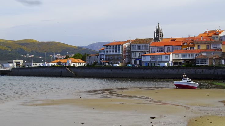 Corcubion, Galicia, Spain