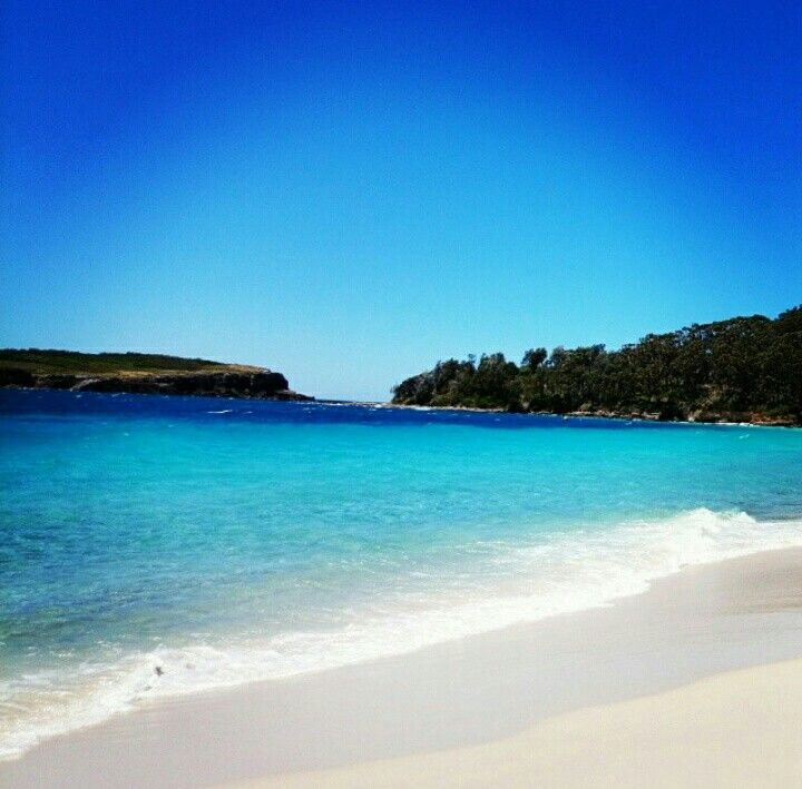 #beach #sand #whitessandintheworld #jervis #jervisbay #bay