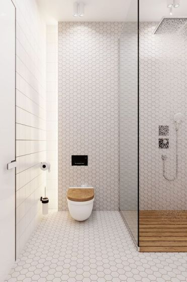 Skandinavisches Badezimmer (2)