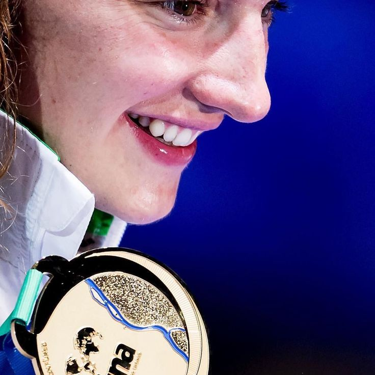 """Hungary's own """"Iron Lady"""" Katinka Hosszu wins gold in the women's 200-meter individual medley."""