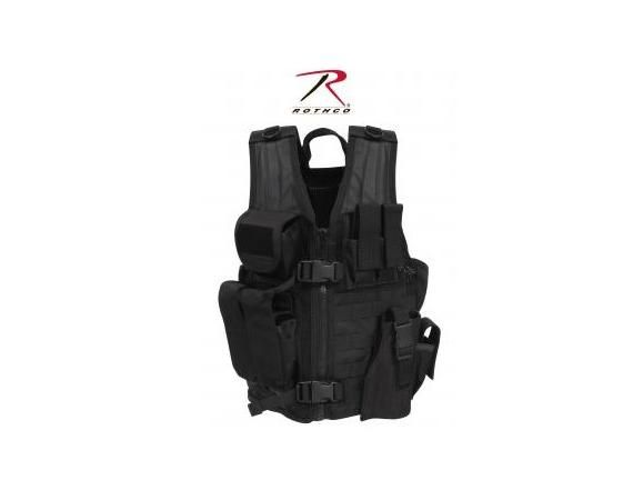 Kid's Tactical Cross Draw Vest | Vermont's Barre Army Navy Store