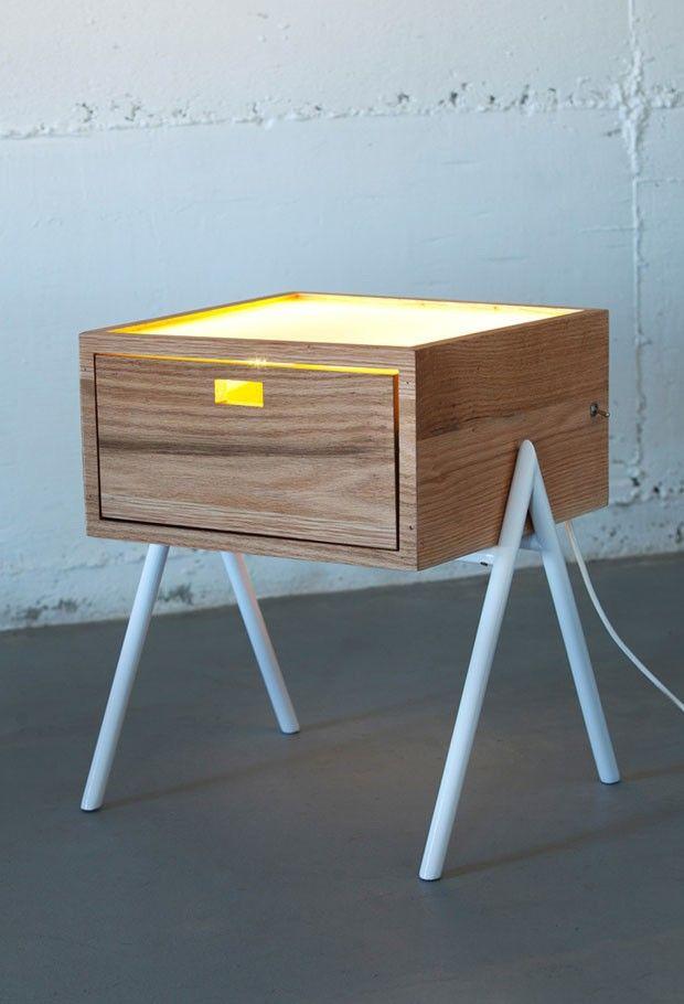 Luminária Misko, da linha Furniture Illuminate the Space