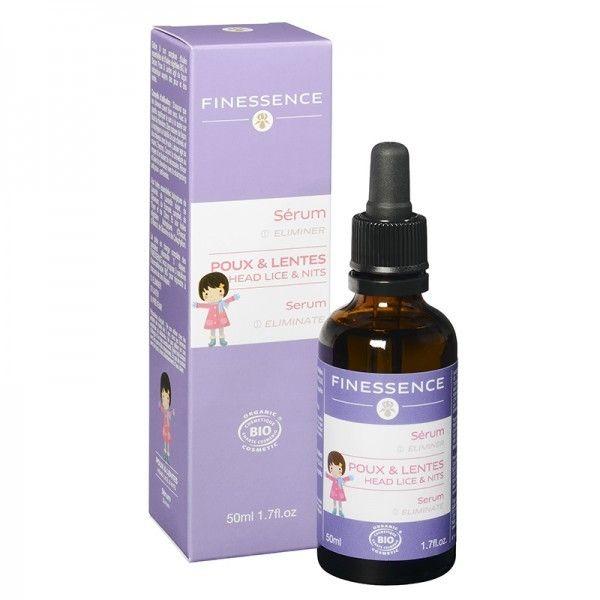 srum poux et lentes bio finessence curatif ds 3 ans les huiles - Poux Sur Cheveux Colors