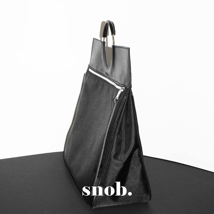 RING BAG leather and fabric https://www.facebook.com/snobdot www.snobdot.com