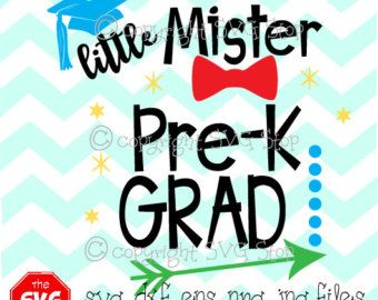 Little Miss Preschool Grad 2016 Graduation Design Svg Dxf Jpg