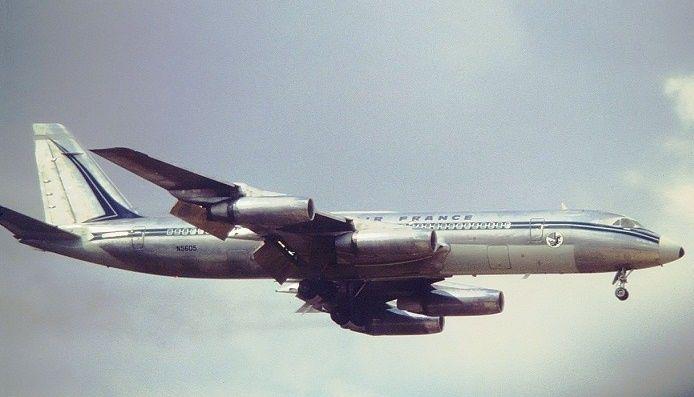 AIRLINERCAFE.COM - Forums - Lost Schemes: #36 Air France Convair 990-30-5 (1967)