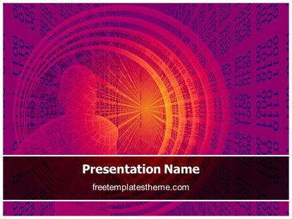 17 best computer and internet free powerpoint ppt templates images, Modern powerpoint
