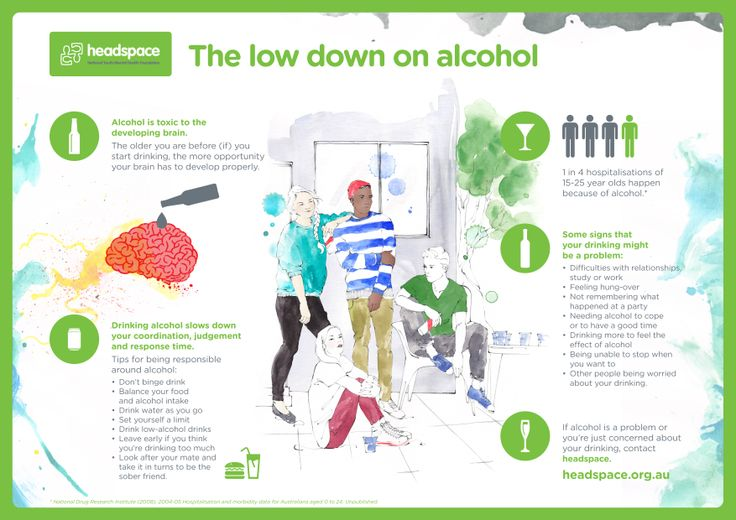 The low down on alcohol