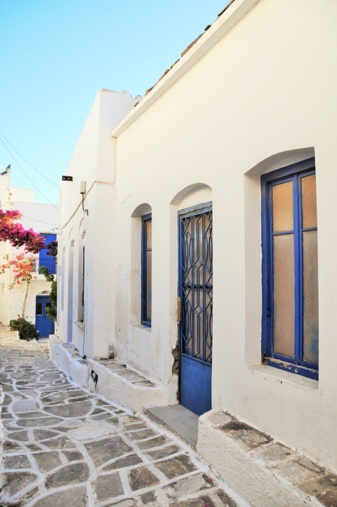 C57 SCOPAS PAROS REAL ESTATE IMMOBILIERE MAISON CASE