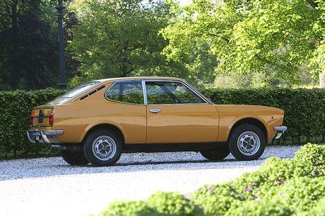 #Fiat #128 SL #Coupe