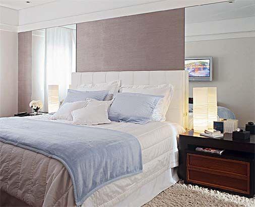 Mirrow in the bedroom. A magia dos espelhos em seu quarto - Casa