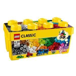 lego classic 10696 la bote de briques cratives 484 pices garon et fille