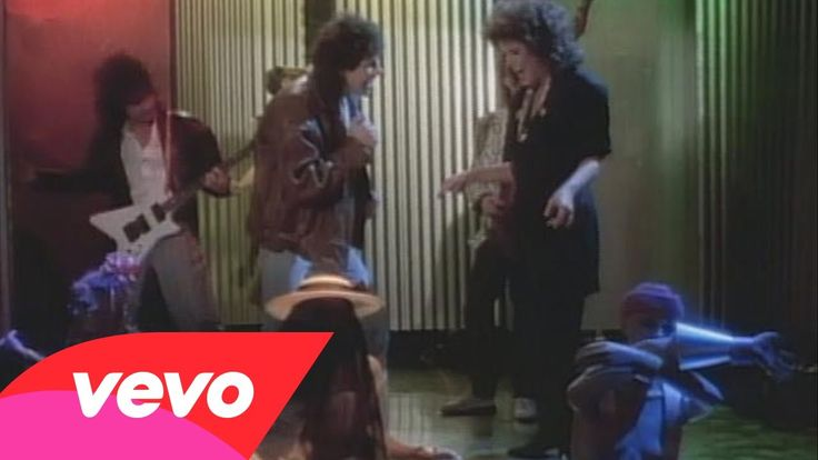 One of my favs of all time, this song never gets old!! Starship - Nothing's Gonna Stop Us Now
