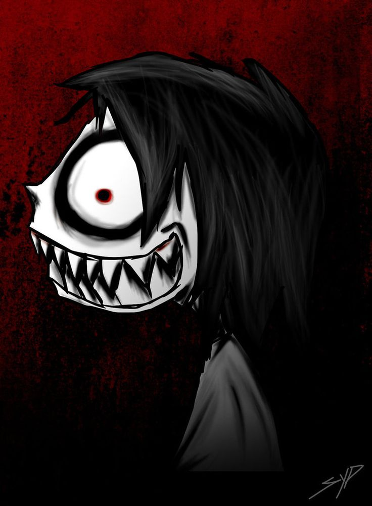 Jeff The Killer by SYD by Jigsawlacrimosa