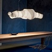 Jamaica Pendel Med Dimmer, Hvit - Marc Sadler - Foscarini - RoyalDesign.no