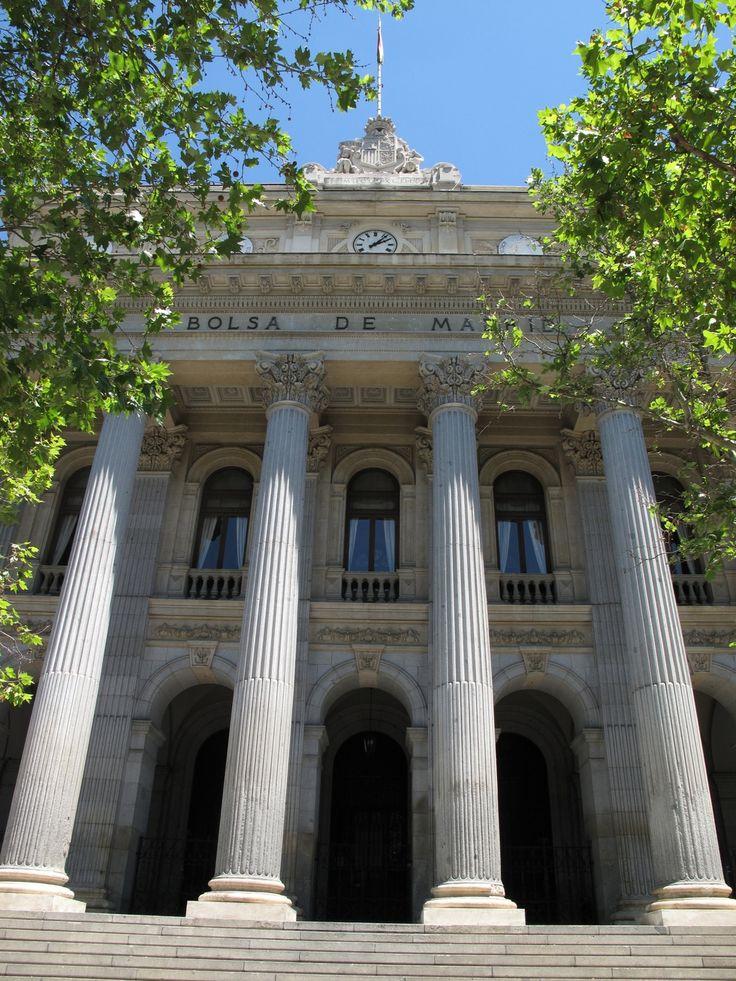Foto Palacio de la Bolsa de Madrid en Madrid