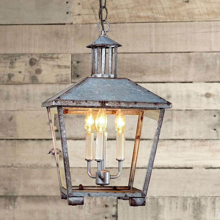 Items Similar To Galvanized Light Rustic Industrial: 79 Best Images About Lighting On Pinterest