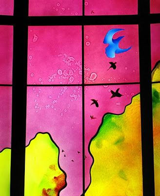 2849 best Glas in lood images on Pinterest Stained glass panels - k chenr ckwand glas motiv
