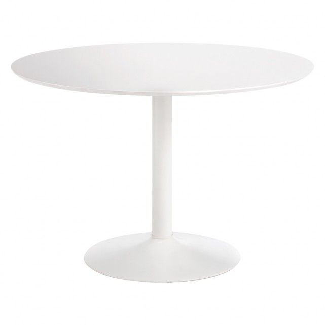 White Round Modern Dining Table 37 best dining table + chairs images on pinterest | dining table