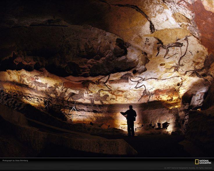 Aula 1 - Caverna de Lascaux