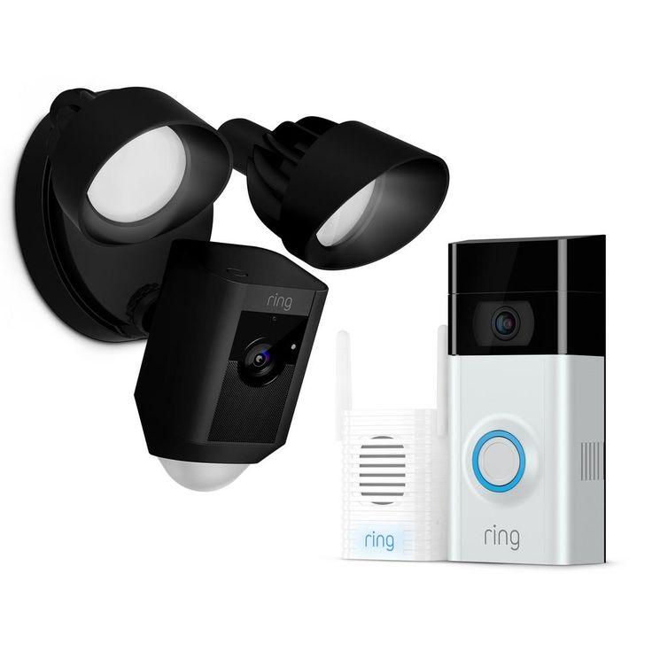 Ring doorbell 2 and chime ring video doorbell 2 black friday