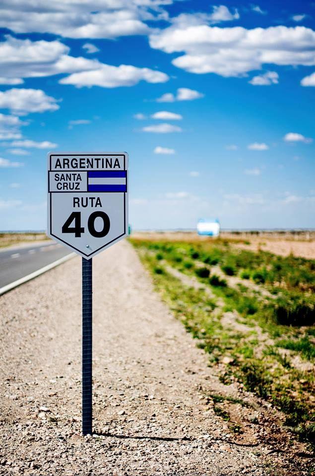 Mítica ruta 40 - LA RUTA DE LOS PAISAJES MAS BELLOS DE ARGENTINA. RECORRELA.