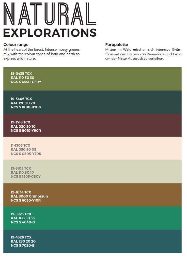 Trend Coloring Hair: 12 Best Heimtextil Trends 2017/18 Images On Pinterest