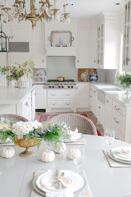 Eleven Gables: Eleven Gables Fall Home Tour - http://kitchenideas.tips/eleven-gables-eleven-gables-fall-home-tour/