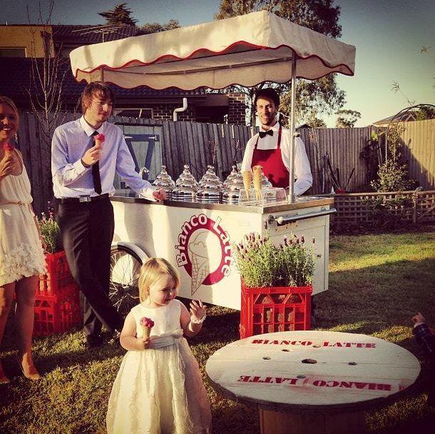 Wedding Food Trucks  www.celebrationsbykat.com