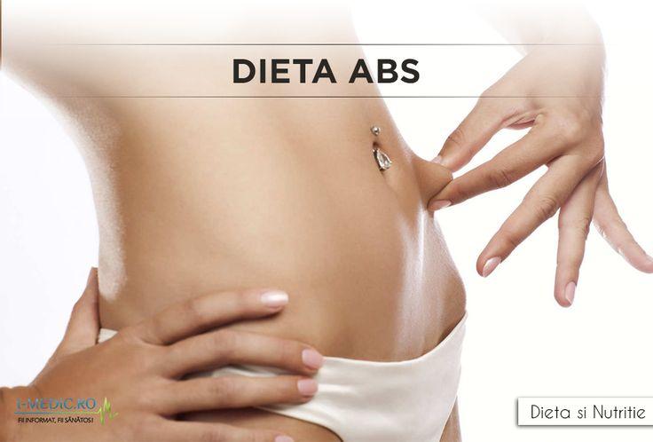 Dieta Abs se concentreaza pe consumul de alimente sanatoase la 6 mese zilnice pentru a pierde mai intai greutate de pe burta, spune creatorul dietei, David Zinczenko.  http://www.i-medic.ro/diete/dieta-abs