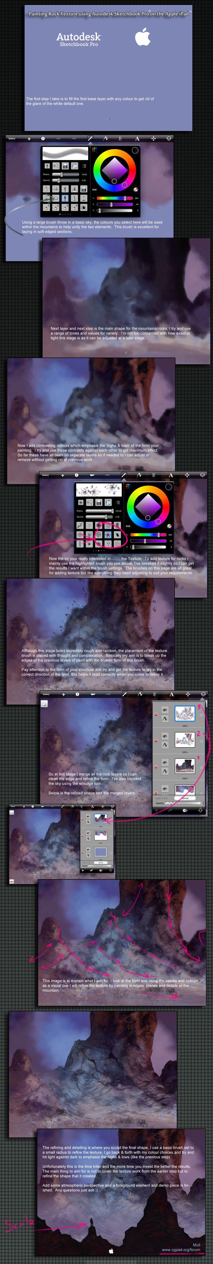 iPad Sketchbook Pro Tutorial by Mull-Art.deviantart.com on @deviantART