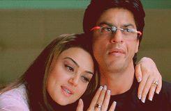 SRK in Kabhi Alvida Naa Kehna