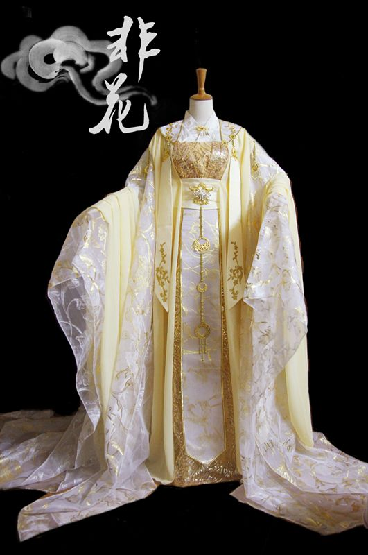 This would make quite a ceremonial gown! I can imagine this on the officiant of a wedding.