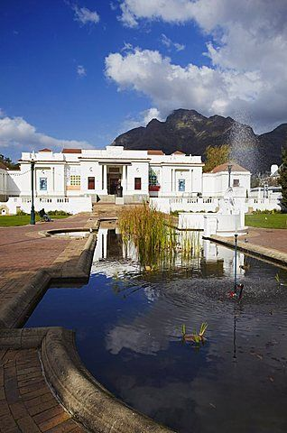 National Gallery, Company's Gardens, City Bowl, Cape Town, Western Cape, South Africa, Africa