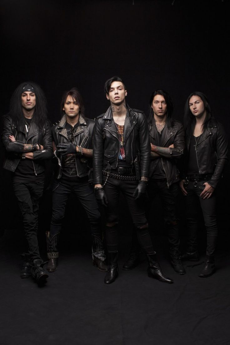 The intelligible black veil brides advise