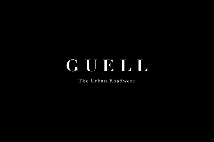 Guell by Yuta Takahashi — The Brand Identity